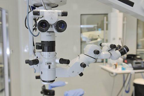 апарат за проверка на катаракта