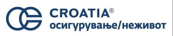 Croatia Осигурување - лого